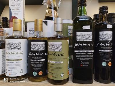 Nuestros aceites de oliva