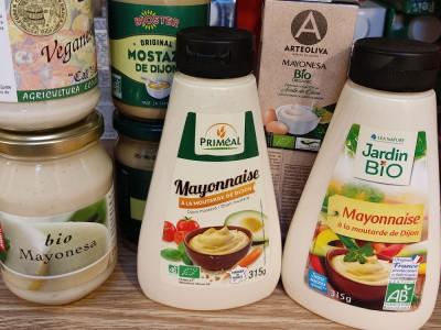 Mayonesas y mostazas